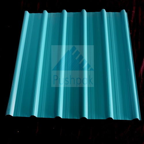 Trapezoidal Cladding Sheets